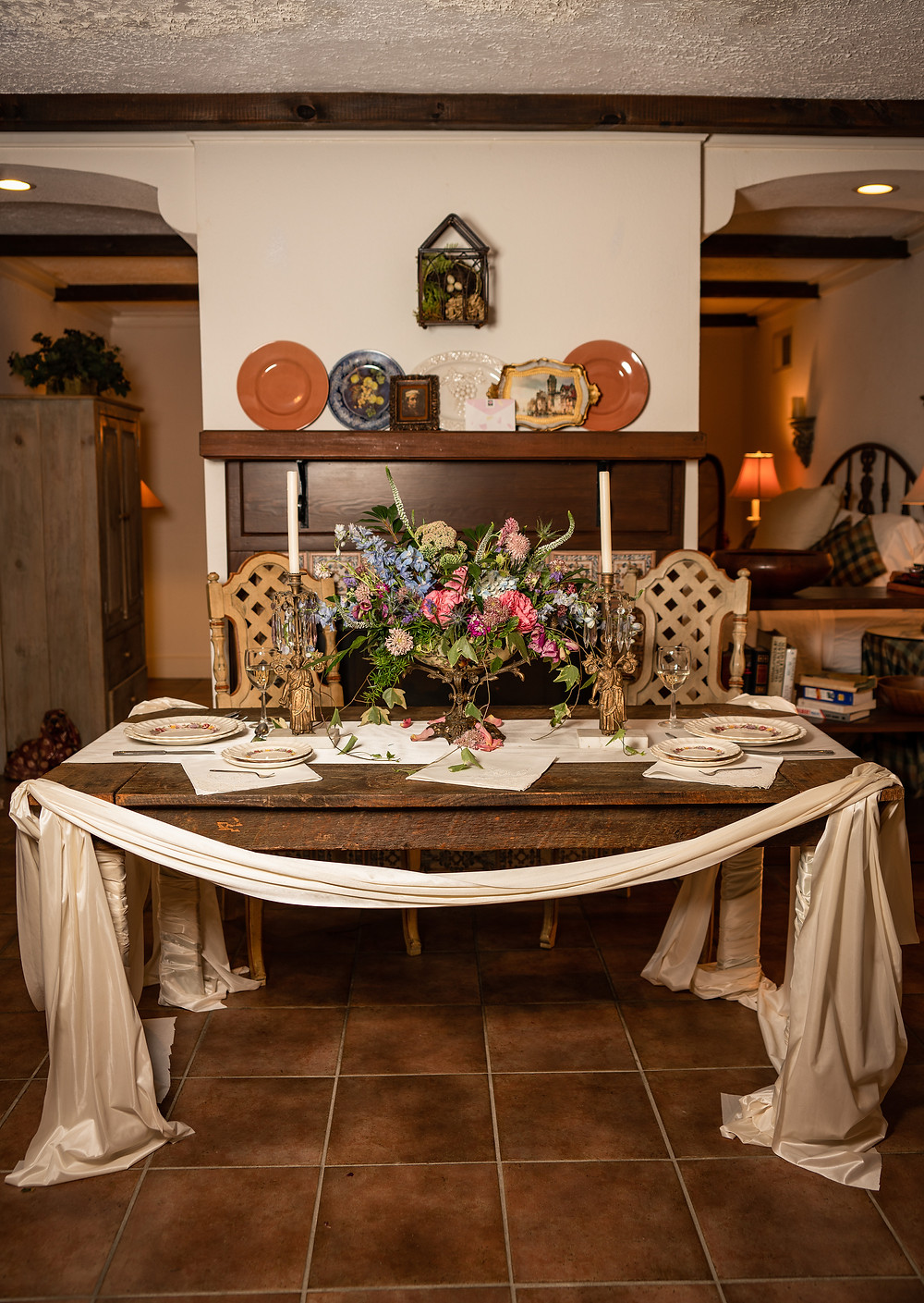 Farm table Rental, Tuscan themed wedding, Wedding rentals and staging