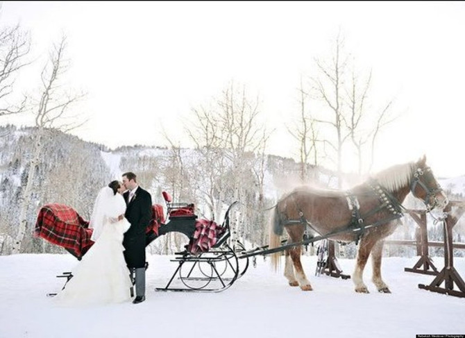 A Word on Winter Weddings