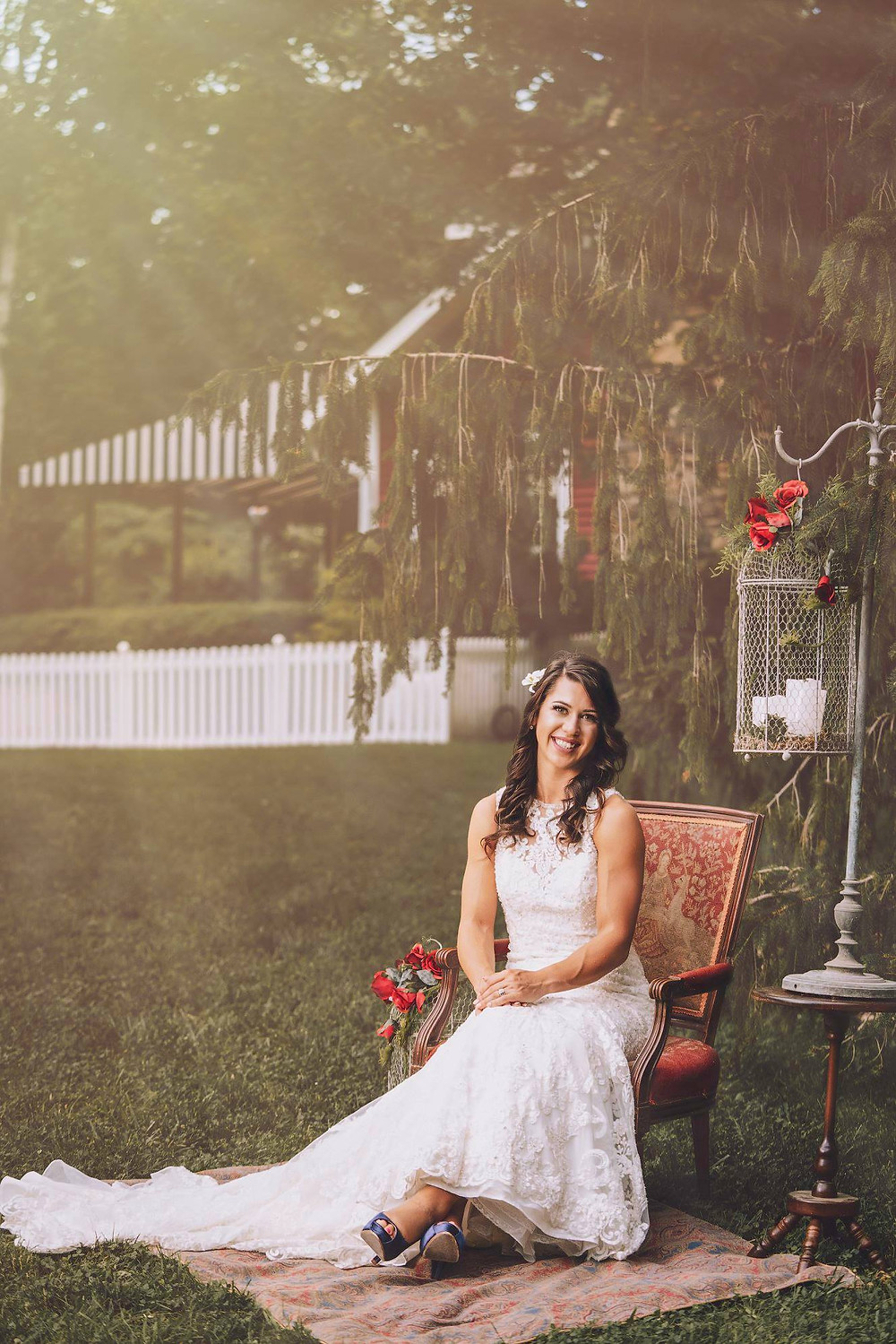 Rentals for bridal photography and Events -