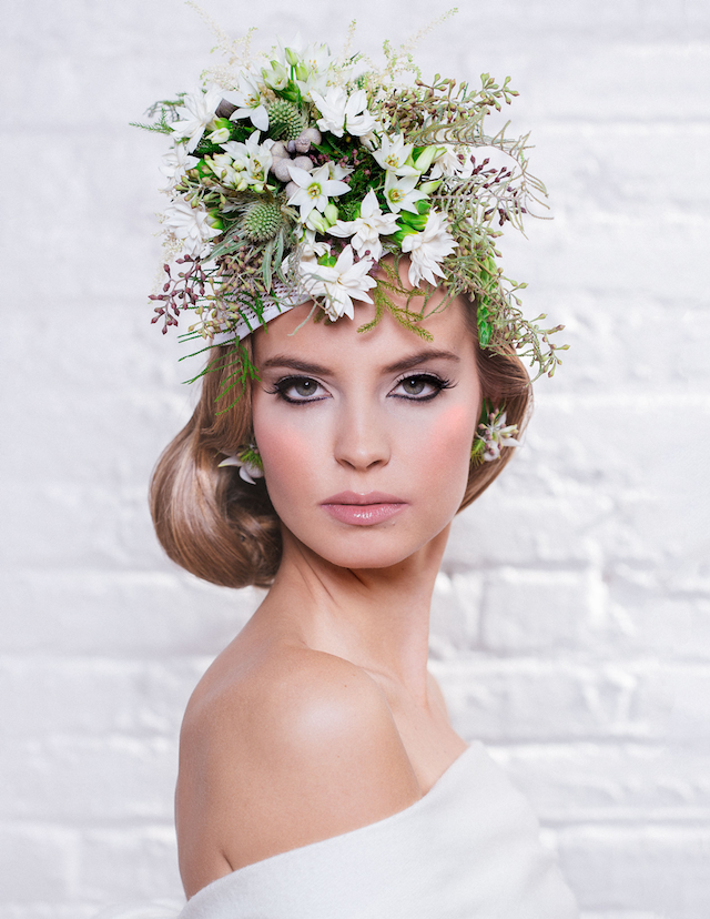Flowers for the hair image