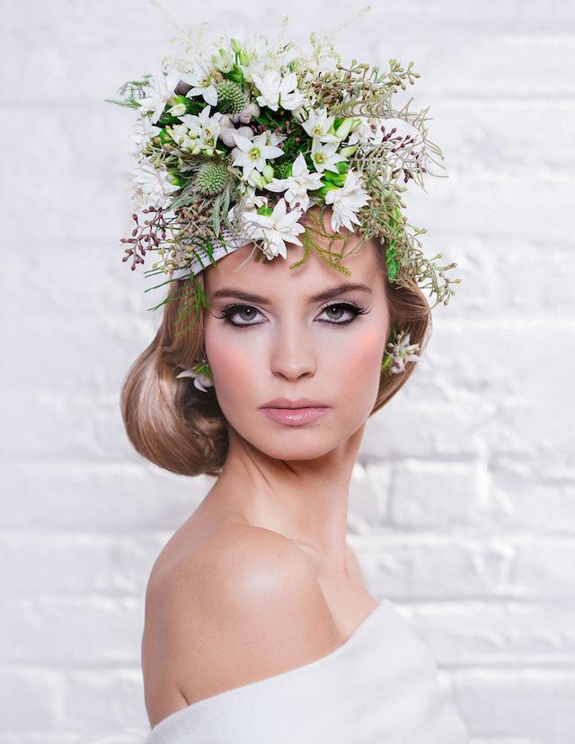 Avant Garde Headpiece - Pinterest