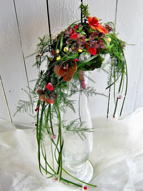 Bird Nest Bouquet - Pintrest