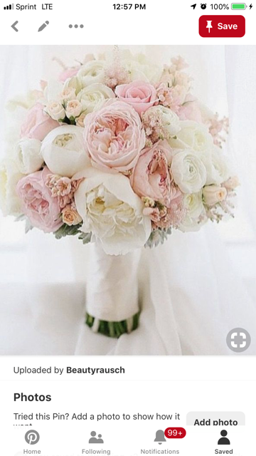 No Such Thing as Wedding Flowers!