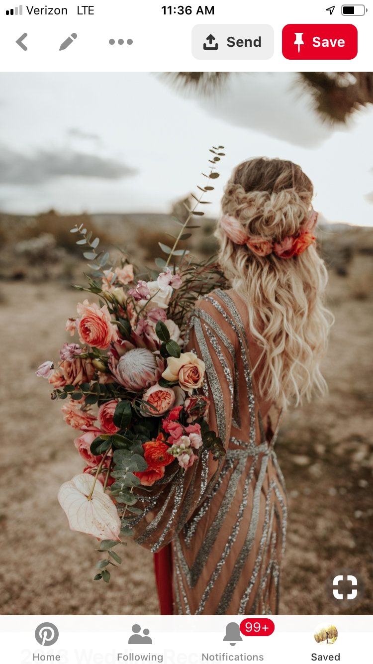 wedding inspiration, Bohemian wedding, Boho-Chic style