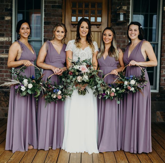 Bridesmaids Made Easy