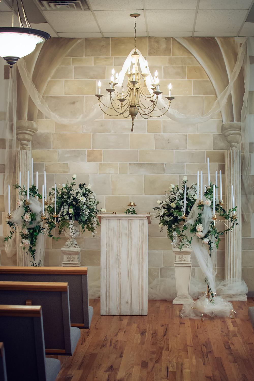 Miss Caroline's Wedding Chapel Maggie Valley