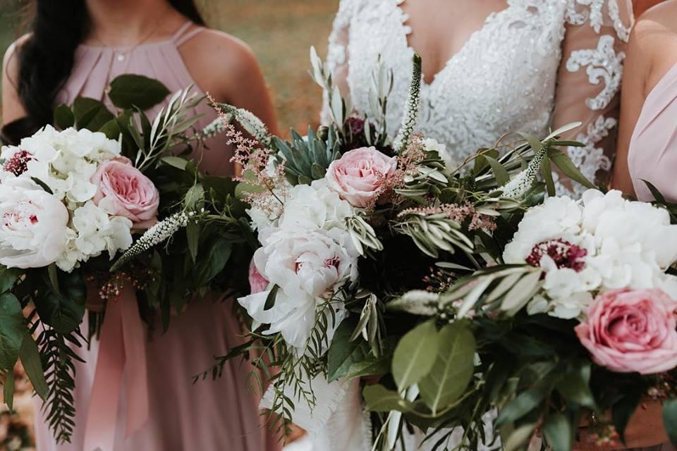 Boho Chic Bridal
