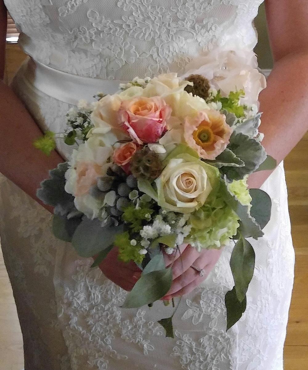Wedding Bouquet, McKenzie Botanicals, Wedding flowers