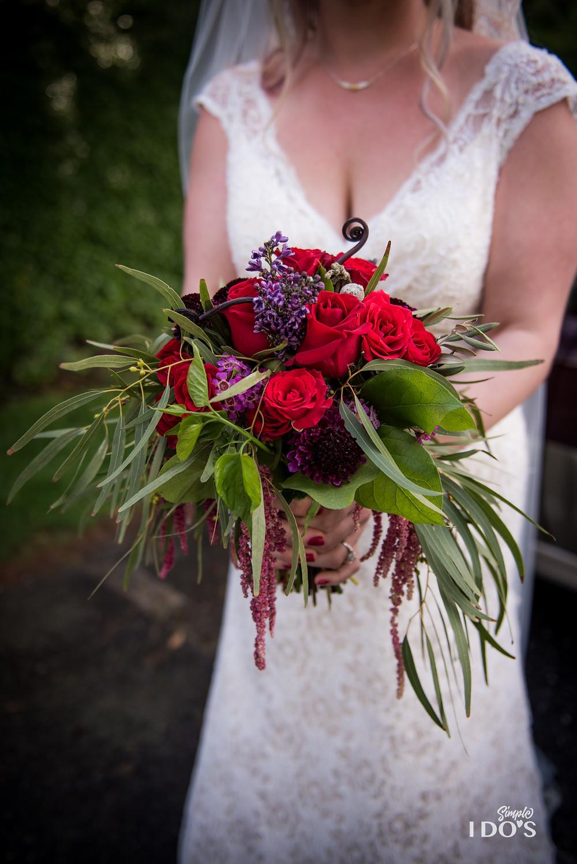 Themed Wedding Bouquet, Boho Wedding, McKenzie Botanicals