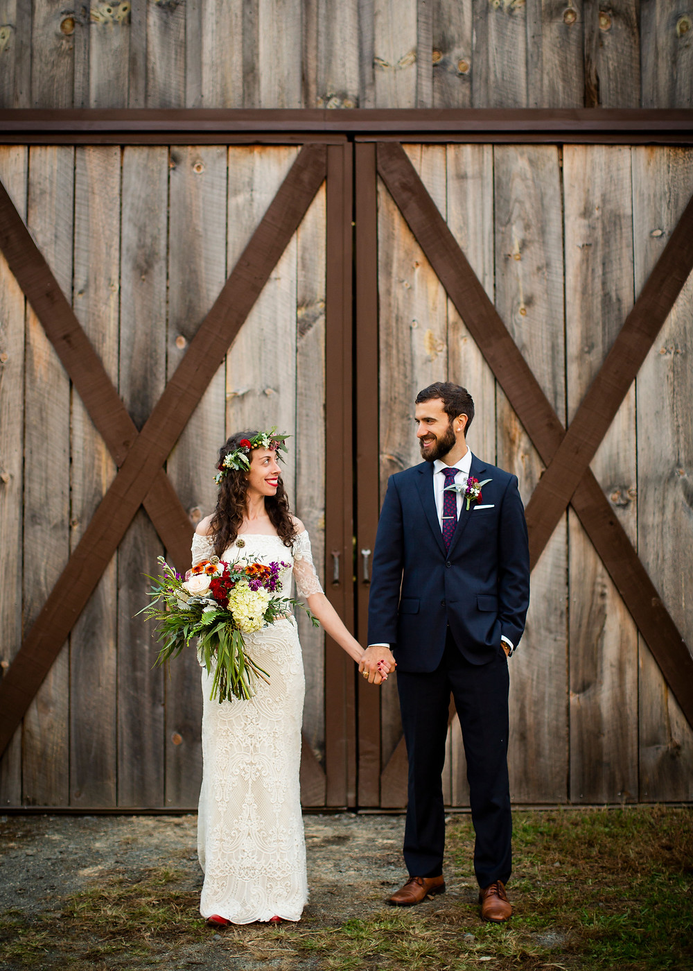 Farm Wedding, Forever Home Farm, Amaris Photography, McKenzie Botanicals Flowers