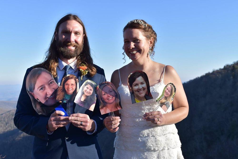 Harrington wedding - McKenzie Botanicals