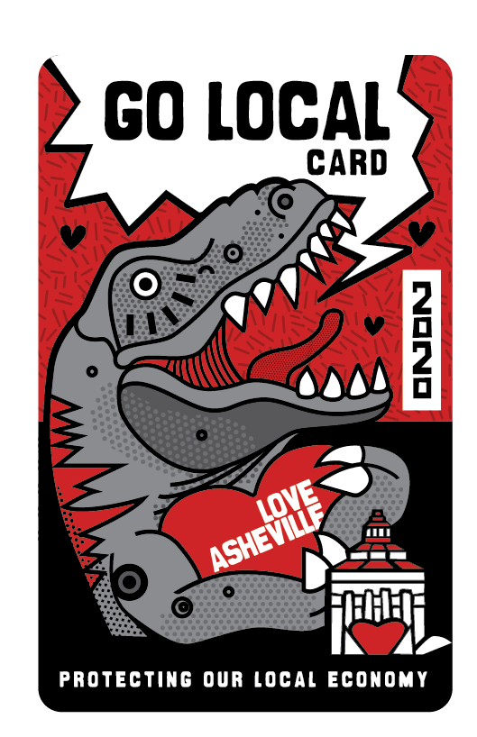 The Buy Local 2020 Card is Here!