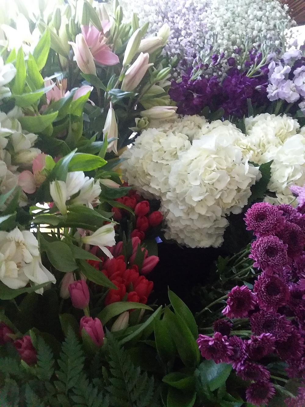 #Freshflowers, #valentineflowers, #mckenziebotanicals
