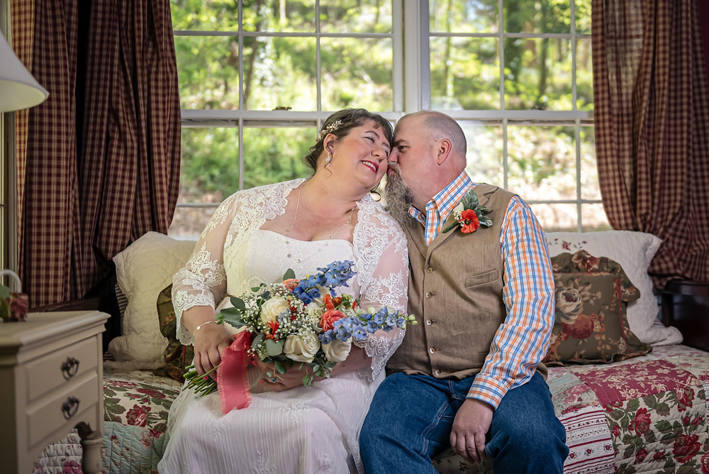 Yellowhouse wedding, Elopement, Waynesville wedding