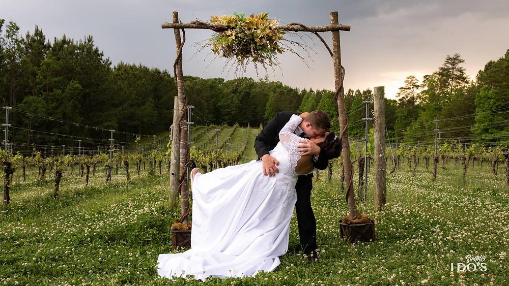 Custom Designed Wedding Arches and Rentals