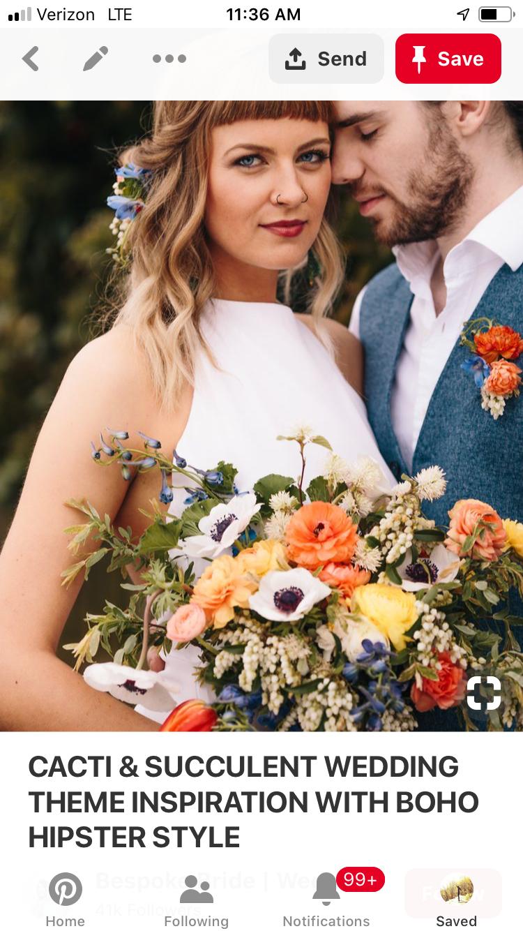 bridal inspiration, inspiration phots, wedding flowers, spring wedding