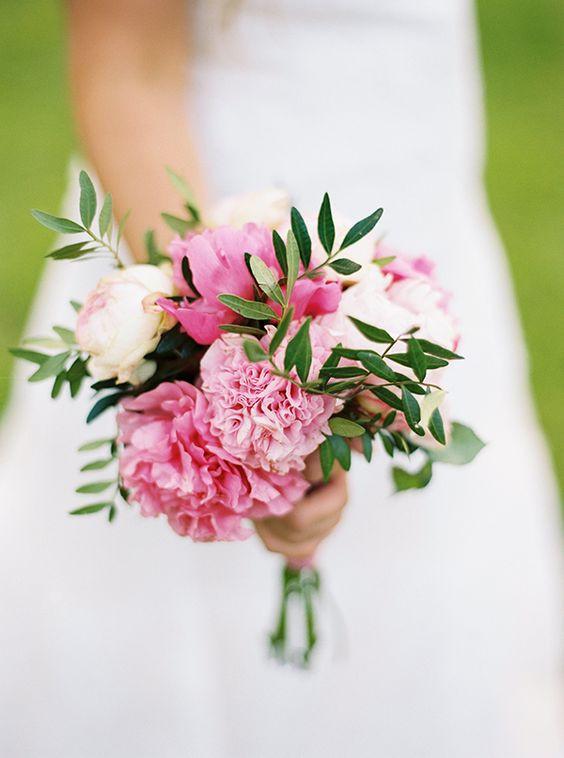 Carnation & Peony bridal Bouquet, wedding flowers, wedding
