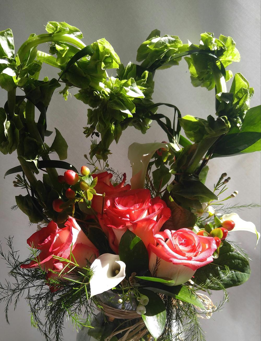 Valentine's Day Flowers - McKenzie Botanicals