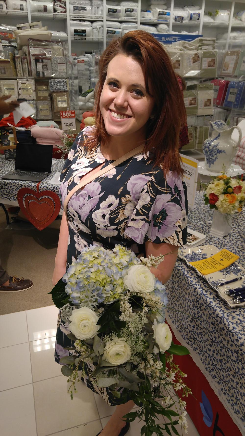 Belk Engagement Party, McKenzie Botanicals, WNC Bride