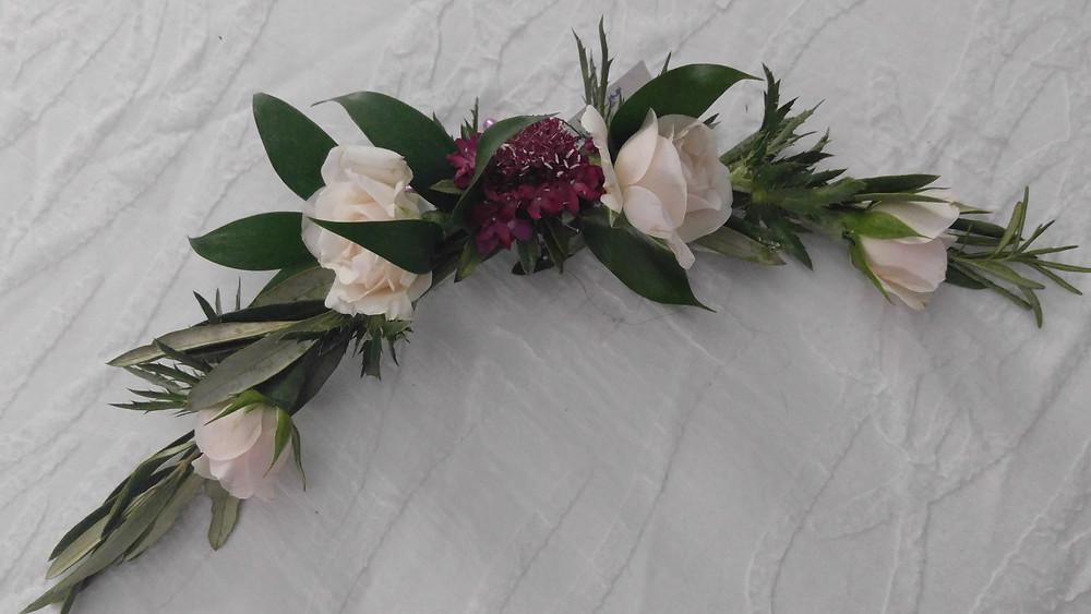 McKenzie Botanicals, Clutch flowers, mother of the groom