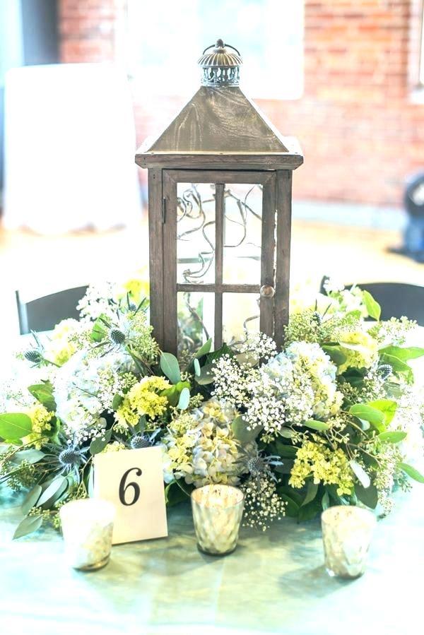 lantern centerpiece, table wreath, round table centerpiece