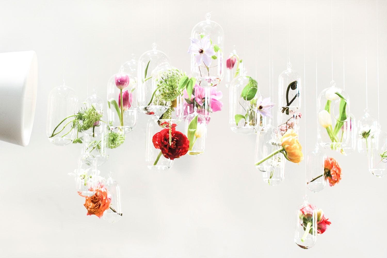 Botanical Hanging Lantern