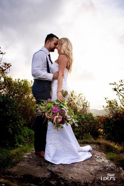 Pop-Up Weddings, Elopement Packages, Elopement Flowers