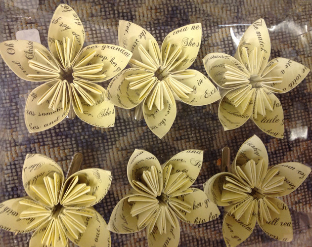 French Vintage Flowers