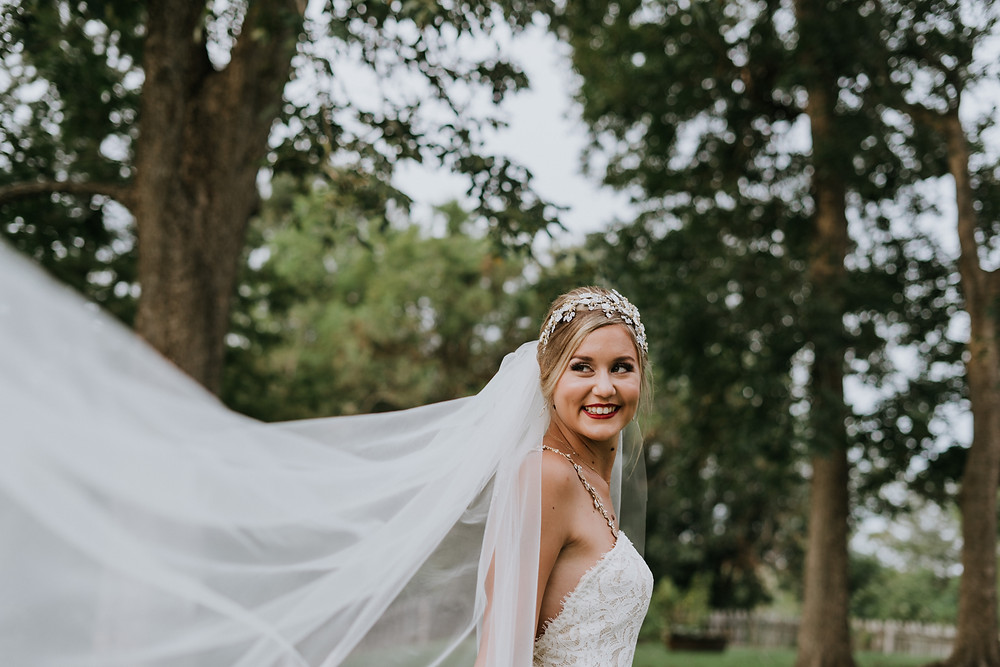 Evermore Stories bridal photography in Louisiana