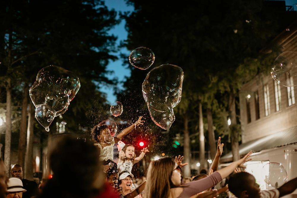 bubbles downtown Lafayette