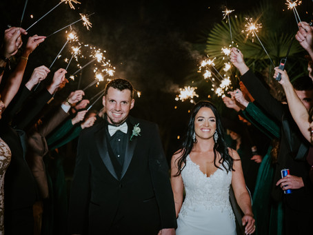 Wedding Exits and Why You Can't Fake It Anymore