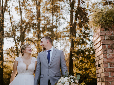 Kirsten + Cody's Homerun Wedding