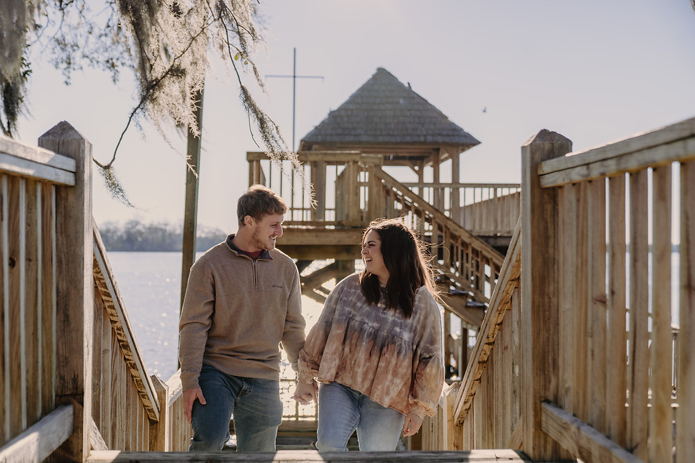 evermore stories engagement photography lafayette louisiana
