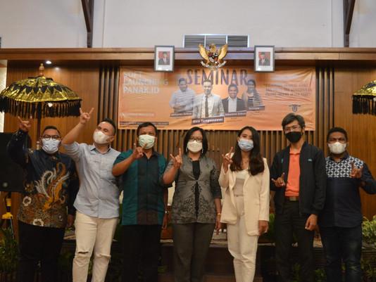 Setelah Kantongi Ivestasi, Tenant Inbis Primakara Soft Launching Aplikasi Panak.id