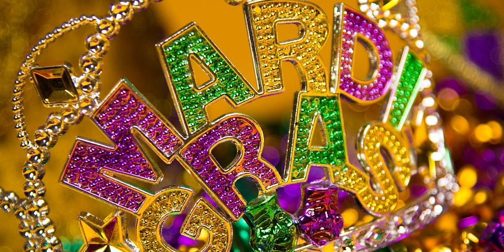 The BAR 72 Mardi Gras Party