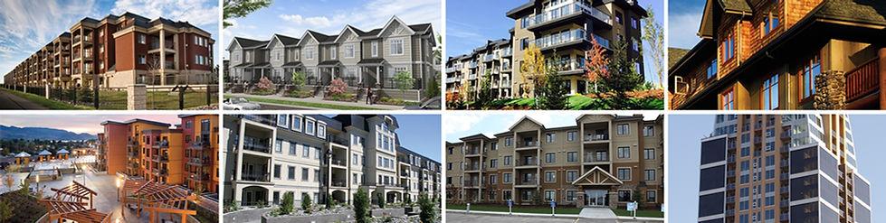 Cove Properties Edmonton Past Projects
