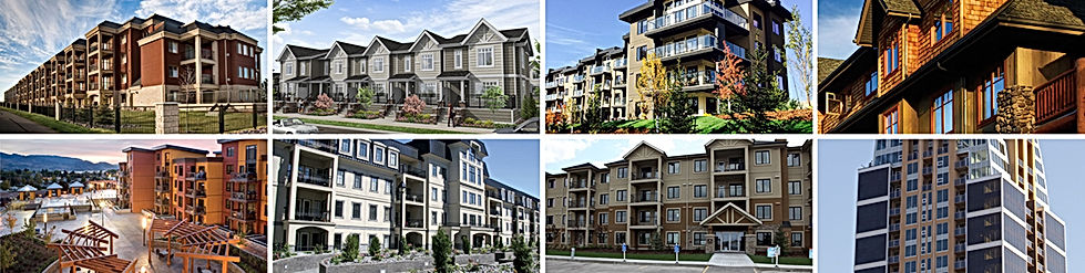 Cove Properties Edmonton Past Projects