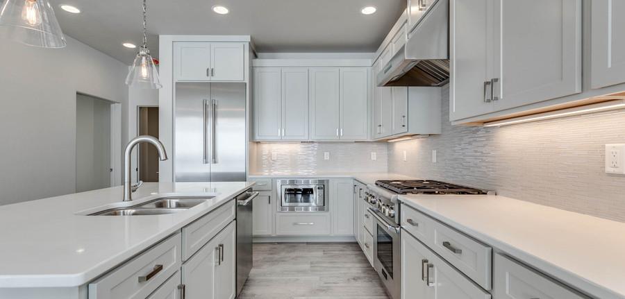 Granite Peak kitchen