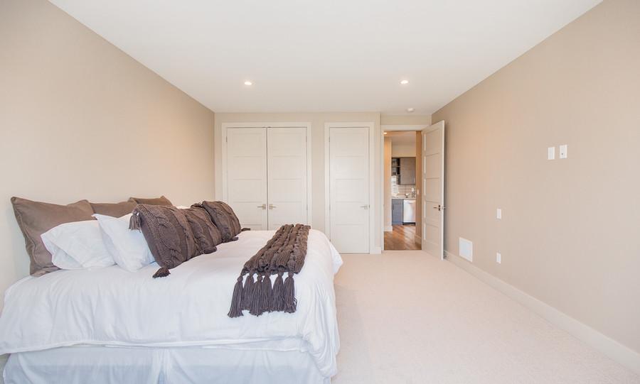 The Black Bull Cottages Bedroom