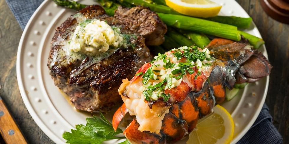Father's Day Steak Night