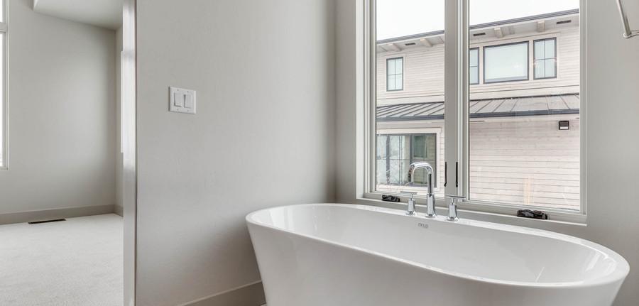 Granite Peak master bath
