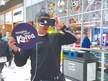 Korea Tourism x Mandarin Holidays Activation