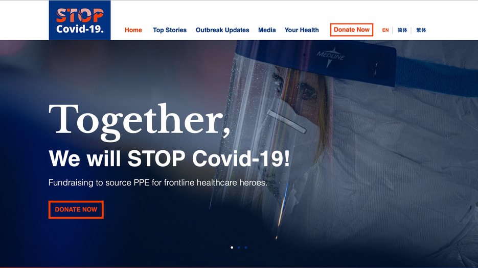 STOP Covid-19.