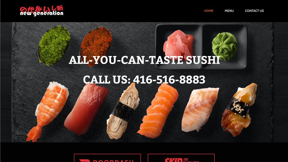 New Generation Sushi