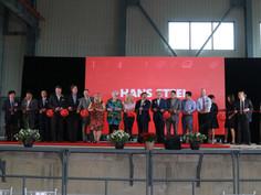 Hans Steel Canada Grand Opening