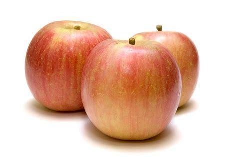 Apples - Fuji 3 lb bagged