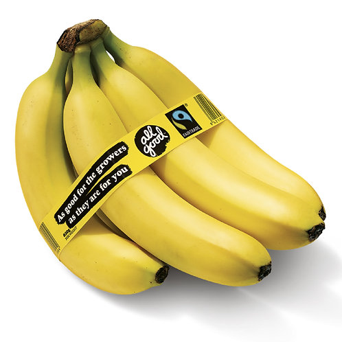 Bananas (Fair Trade) per lb