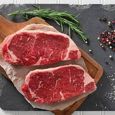 Striploin Steaks