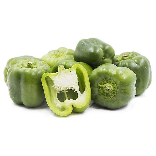 Peppers -  Green (per lb)