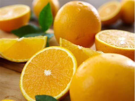 Valencia oranges CAL sweet seedless